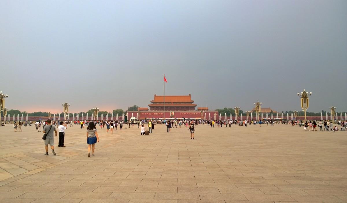 Tian'anmen: Der Platz des Himmlischen Friedens